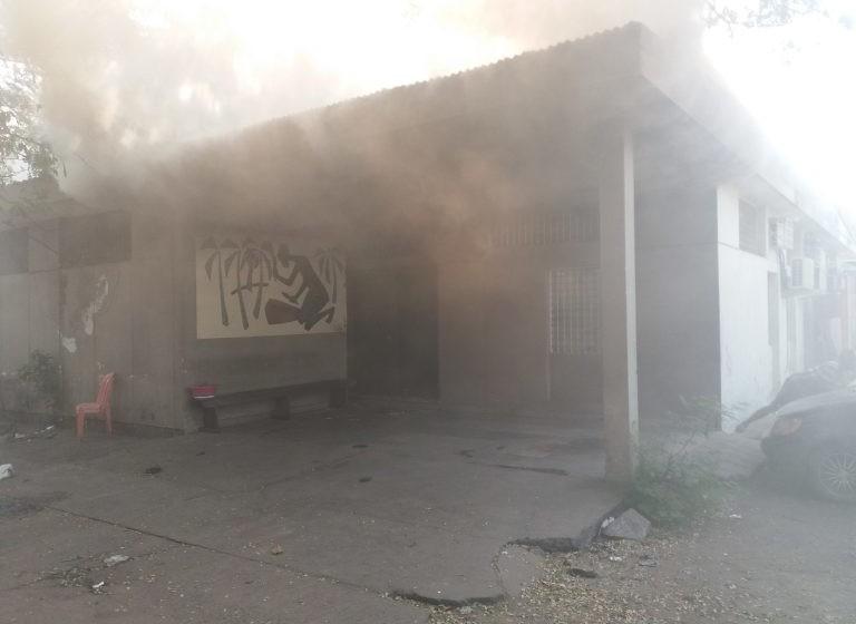 Kinshasa : Le studio Ndiaye calciné par un incendie