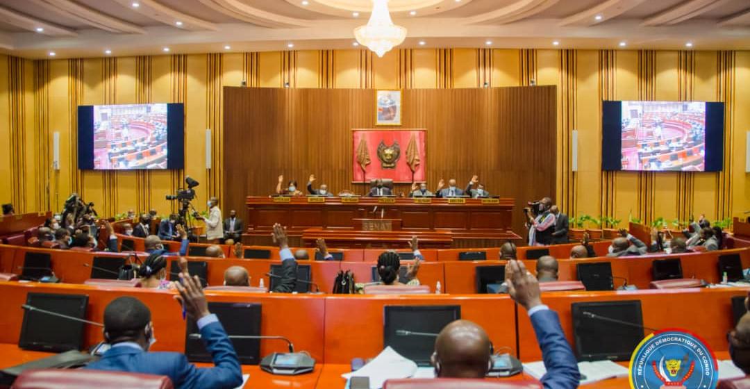 RDC/Sénat : Eddy Mundela, candidat de l'UDPS à la 1ère vice-présidence
