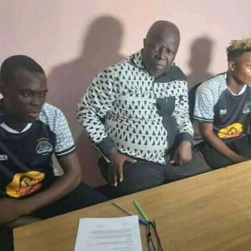 Sport : Atibu Radjabu et Mercey Ngimbi signent au T P Mazembe de Lubumbashi
