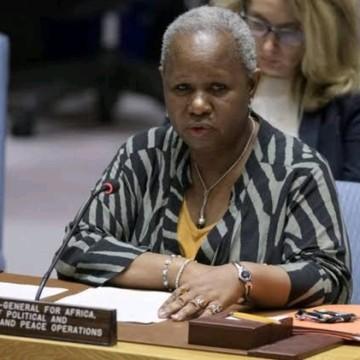 Elections 2023 : Bintou Keita appelle à un consensus sur les nominations des responsables de la CENI