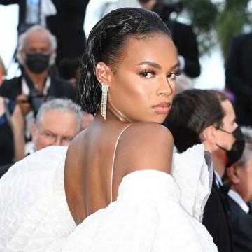 Didi-Stone Olomide sur le tapis rouge du Festival de Cannes