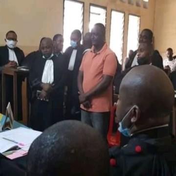 Justice : Jacky Ndala en prend pour 2 ans