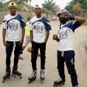 Kasaï central : La Fondation Mudipanu a organisé un tournoi de Roller à Kananga