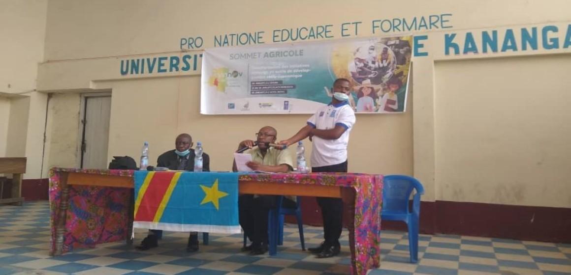 Kananga : Lancement officiel des activités du 1er sommet agricole « AGRINNOV »