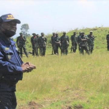Nyirangongo : Iduma Molengo appelle la PNC et l'armée à travailler avec la population pour la réussite de l'état de siège