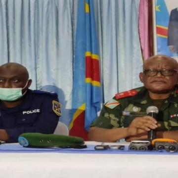 Nord-Kivu : Le gouverneur s'installe à Beni pour traquer les ADF