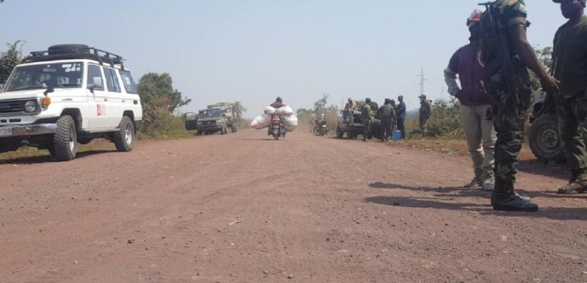 Nyiragongo : deux civils emportés en brousse