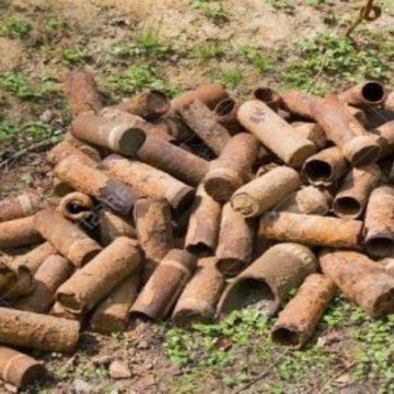 Tanganyika : 75 engins explosifs découverts à Kabumba