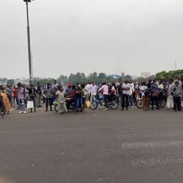 Kinshasa : les chauffeurs de taxis en grève