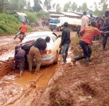 Insécurité à l'Est : Les conducteurs de Butembo suspendent le trafic Butembo-Ituri