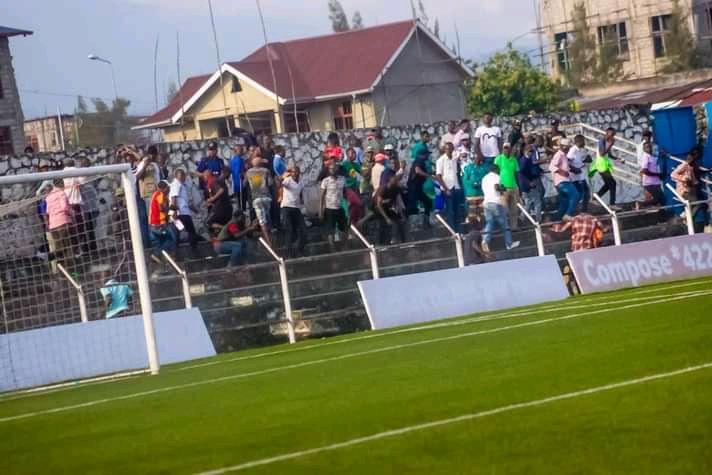 Sport : l'A.S Kabasha de Goma reprend les entraînements lundi 12 juillet prochain