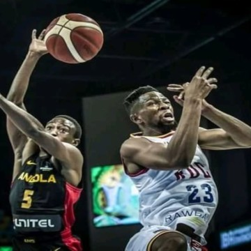 Afrobasket 2021 RDC-Angola