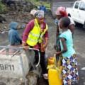 Pénurie d'eau à Beni : le maire visite les 2 sites de la Regideso pour s'imprégner de la situation