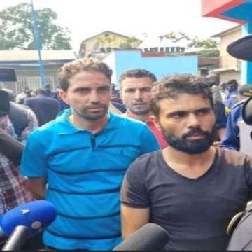 """Tunisiens fabricants de la drogue """"Bombé"""""""