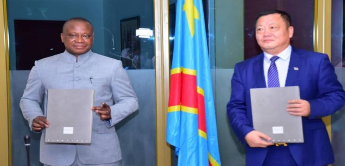 Chérubin Okende, Ministre des Transports et voies de Communication