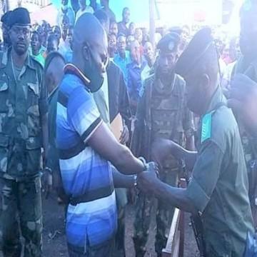 Sud-Kivu : l'ex-chef rebelle Chance Mihonya condamné à perpétuité
