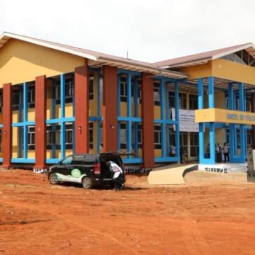 Nouvelle mairie de Beni