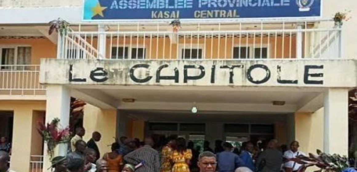 Assemblée provinciale kasai central