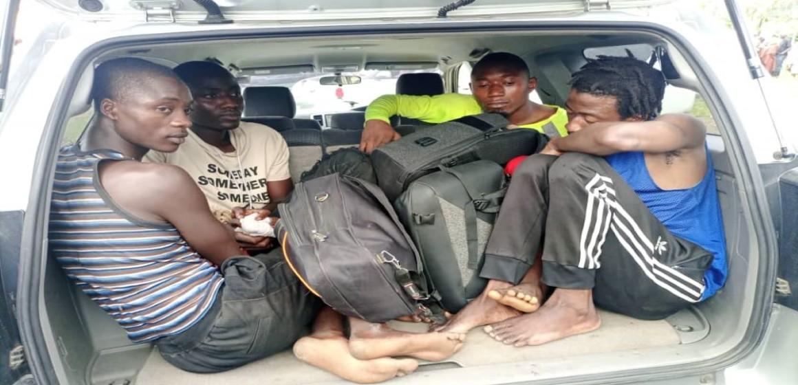 ADF transférés à Goma