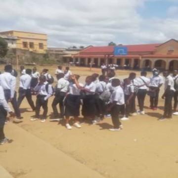 Ecole territoire de Beni