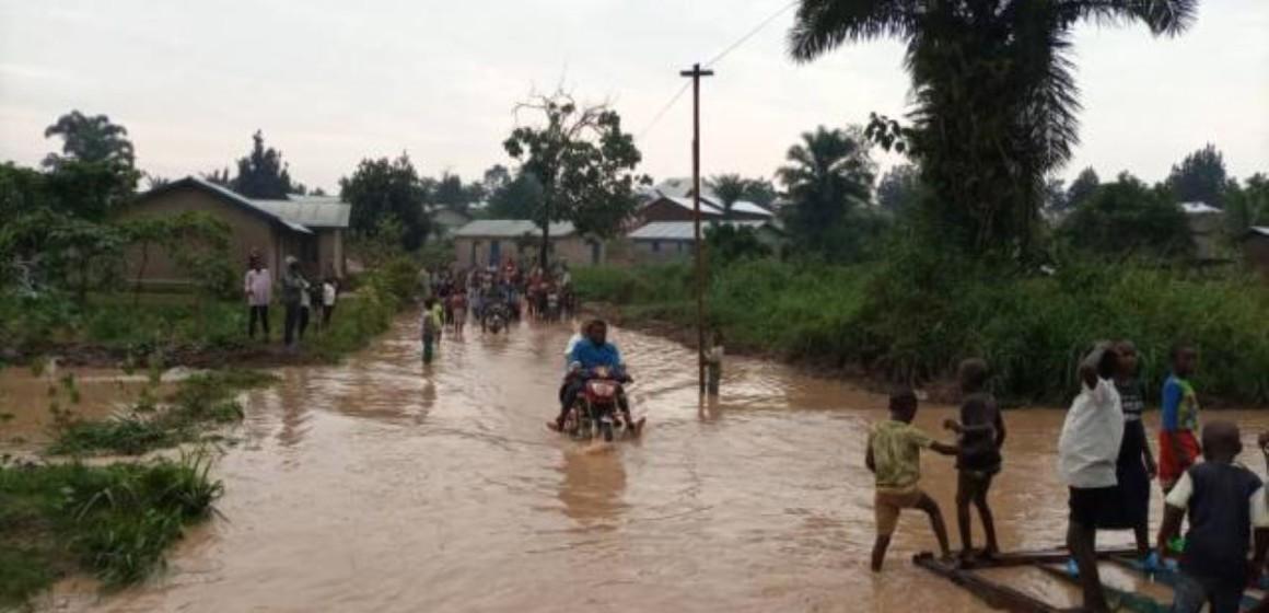 Inondation en Ituri
