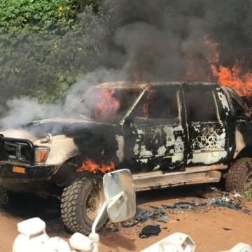 Beni : 4 ADF neutralisés, 3 civils tués un véhicule incendié dans une embuscade sur l'axe Beni-Kasindi