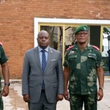 Tommy Tambwe et les autorités du Nord-Kivu