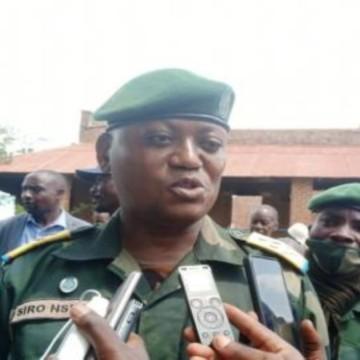 Colonel Shiro Nsimba