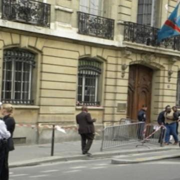 Ambassade de la RDC en France